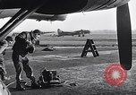 Image of United States B-24 bomber England, 1943, second 11 stock footage video 65675038598