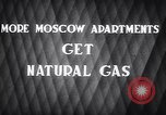 Image of natural gas Moscow Russia Soviet Union, 1949, second 6 stock footage video 65675038609