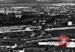 Image of iron and steel plant Stalinsk Soviet Union, 1941, second 12 stock footage video 65675038620