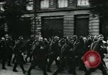 Image of Soviet troops being positioned to defend against German invasion in World War 2 Soviet Union, 1941, second 9 stock footage video 65675038624