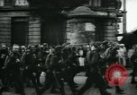 Image of Soviet troops being positioned to defend against German invasion in World War 2 Soviet Union, 1941, second 10 stock footage video 65675038624