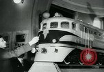 Image of Kharkov locomotive Soviet Union, 1949, second 5 stock footage video 65675038628