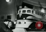 Image of Kharkov locomotive Soviet Union, 1949, second 7 stock footage video 65675038628