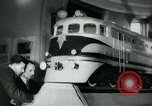 Image of Kharkov locomotive Soviet Union, 1949, second 8 stock footage video 65675038628