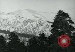 Image of skiing Bakuriani Georgia USA, 1949, second 7 stock footage video 65675038629