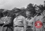 Image of Lieutenant General Richardson Oahu Hawaii USA, 1945, second 11 stock footage video 65675038644