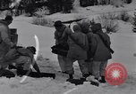 Image of American soldiers Camp Hale Colorado USA, 1944, second 3 stock footage video 65675038648
