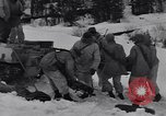Image of American soldiers Camp Hale Colorado USA, 1944, second 5 stock footage video 65675038648