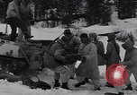 Image of American soldiers Camp Hale Colorado USA, 1944, second 6 stock footage video 65675038648