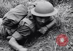 Image of jungle warfare training Canungra Australia, 1943, second 4 stock footage video 65675038653