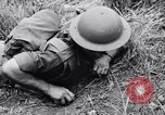 Image of jungle warfare training Canungra Australia, 1943, second 5 stock footage video 65675038653