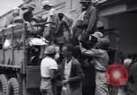 Image of rescued Allied prisoners Luzon Island Philippines, 1945, second 8 stock footage video 65675038664