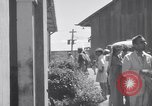 Image of rescued Allied prisoners Luzon Island Philippines, 1945, second 3 stock footage video 65675038669