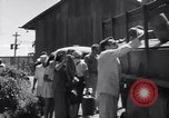 Image of rescued Allied prisoners Luzon Island Philippines, 1945, second 9 stock footage video 65675038669