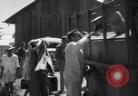 Image of rescued Allied prisoners Luzon Island Philippines, 1945, second 10 stock footage video 65675038669