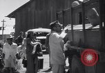 Image of rescued Allied prisoners Luzon Island Philippines, 1945, second 11 stock footage video 65675038669