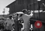 Image of rescued Allied prisoners Luzon Island Philippines, 1945, second 12 stock footage video 65675038669
