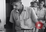 Image of rescued allied prisoners and civilians Luzon Island Philippines, 1945, second 6 stock footage video 65675038670