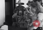 Image of rescued allied prisoners and civilians Luzon Island Philippines, 1945, second 9 stock footage video 65675038670