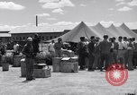 Image of rescued prisoners eating soup Luzon Island Philippines, 1945, second 3 stock footage video 65675038671