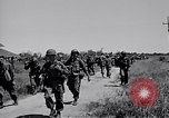Image of 11th Airborne Division advancing Aparri Philippines, 1945, second 4 stock footage video 65675038687