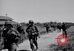 Image of 11th Airborne Division advancing Aparri Philippines, 1945, second 6 stock footage video 65675038687