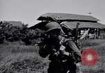 Image of 11th Airborne Division advancing Aparri Philippines, 1945, second 12 stock footage video 65675038687