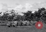 Image of 11th Airborne Division jump school Lipa Philippines, 1945, second 5 stock footage video 65675038688