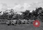 Image of 11th Airborne Division jump school Lipa Philippines, 1945, second 7 stock footage video 65675038688
