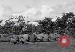 Image of 11th Airborne Division jump school Lipa Philippines, 1945, second 9 stock footage video 65675038688