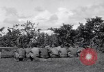 Image of 11th Airborne Division jump school Lipa Philippines, 1945, second 10 stock footage video 65675038688