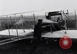 Image of Wright Brothers Model C aircraft United States USA, 1918, second 5 stock footage video 65675038702