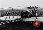 Image of Wright Brothers Model C aircraft United States USA, 1918, second 9 stock footage video 65675038702