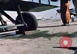 Image of Curtiss Pusher plane Los Angeles California USA, 1966, second 2 stock footage video 65675038703