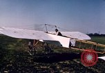 Image of Bleriot monoplane Los Angeles California USA, 1966, second 2 stock footage video 65675038704