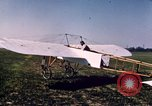 Image of Bleriot monoplane Los Angeles California USA, 1966, second 4 stock footage video 65675038704