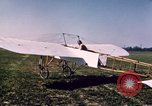 Image of Bleriot monoplane Los Angeles California USA, 1966, second 5 stock footage video 65675038704