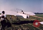 Image of Bleriot monoplane Los Angeles California USA, 1966, second 7 stock footage video 65675038704