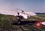 Image of Bleriot monoplane Los Angeles California USA, 1966, second 8 stock footage video 65675038704