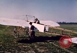 Image of Bleriot monoplane Los Angeles California USA, 1966, second 10 stock footage video 65675038704