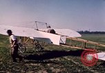 Image of Bleriot monoplane Los Angeles California USA, 1966, second 11 stock footage video 65675038704
