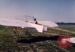 Image of Bleriot monoplane Los Angeles California USA, 1966, second 12 stock footage video 65675038704