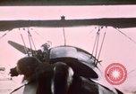 Image of Nieuport 28 plane Los Angeles California USA, 1966, second 1 stock footage video 65675038705