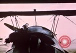 Image of Nieuport 28 plane Los Angeles California USA, 1966, second 2 stock footage video 65675038705