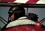 Image of Antique aircraft are flown from grass field Los Angeles California USA, 1966, second 4 stock footage video 65675038706