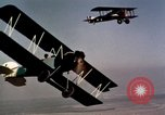 Image of Spad plane Los Angeles California USA, 1966, second 9 stock footage video 65675038707