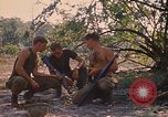 Image of 101st Airborne Division in Cambodia Se San  Cambodia, 1970, second 12 stock footage video 65675038729