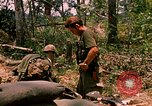 Image of 101st Airborne Division gear up Parrots Beak Cambodia, 1970, second 10 stock footage video 65675038732