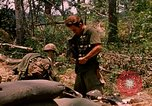 Image of 101st Airborne Division gear up Parrots Beak Cambodia, 1970, second 11 stock footage video 65675038732