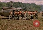 Image of 101st Airborne Division Parrots Beak Cambodia, 1970, second 4 stock footage video 65675038736